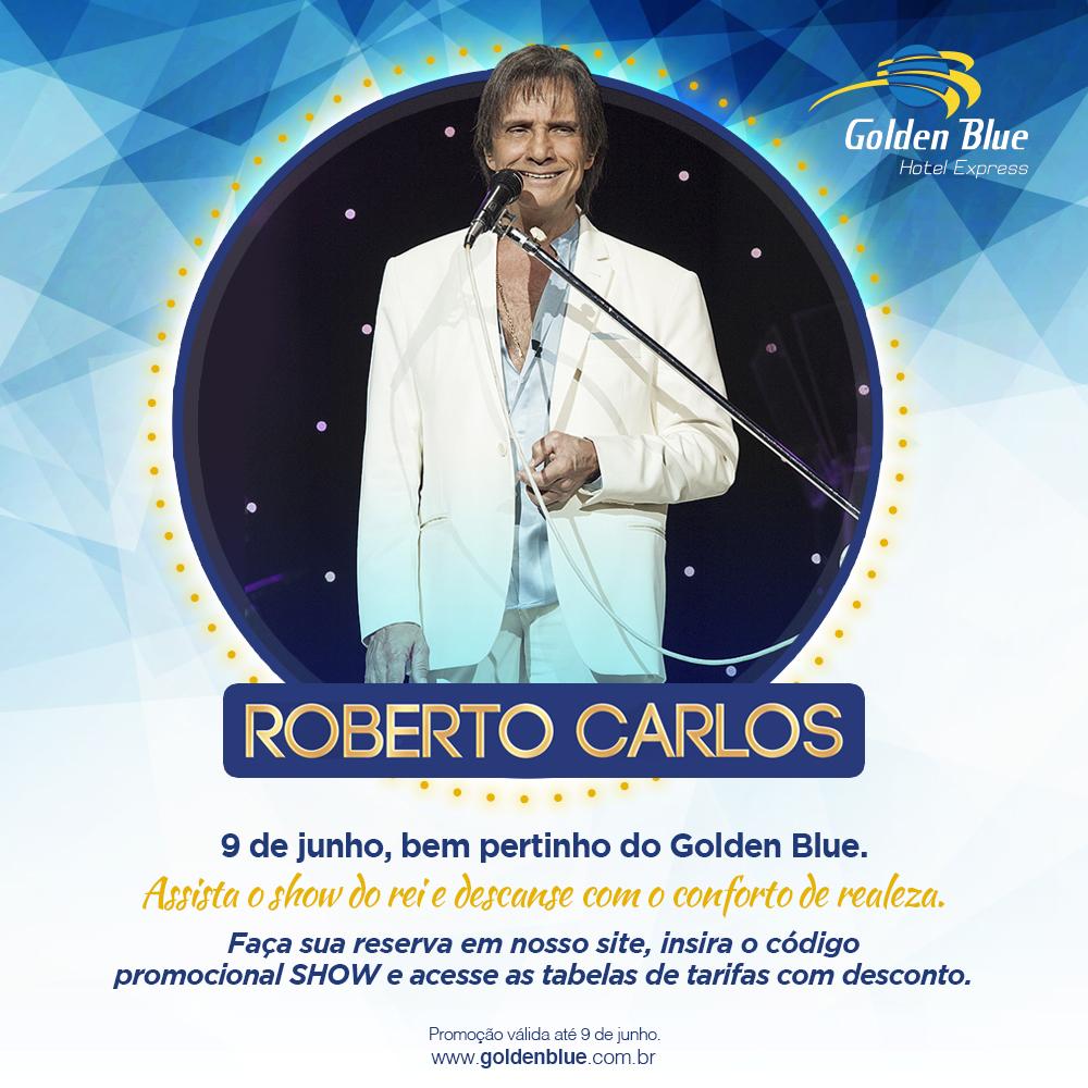 Roberto Carlos em Londrina