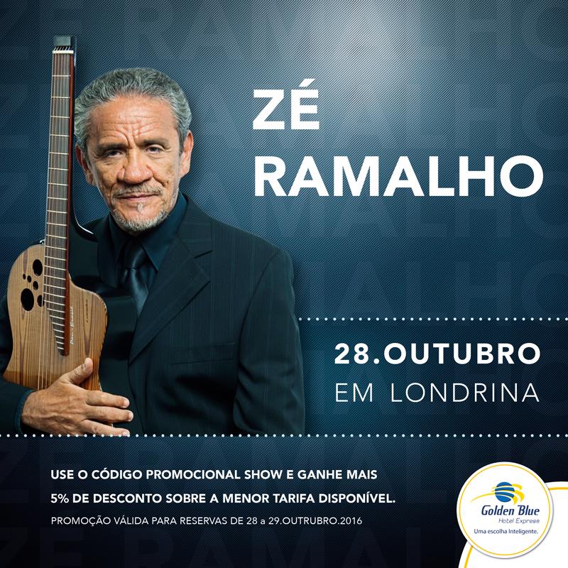 Zé Ramalho em Londrina!