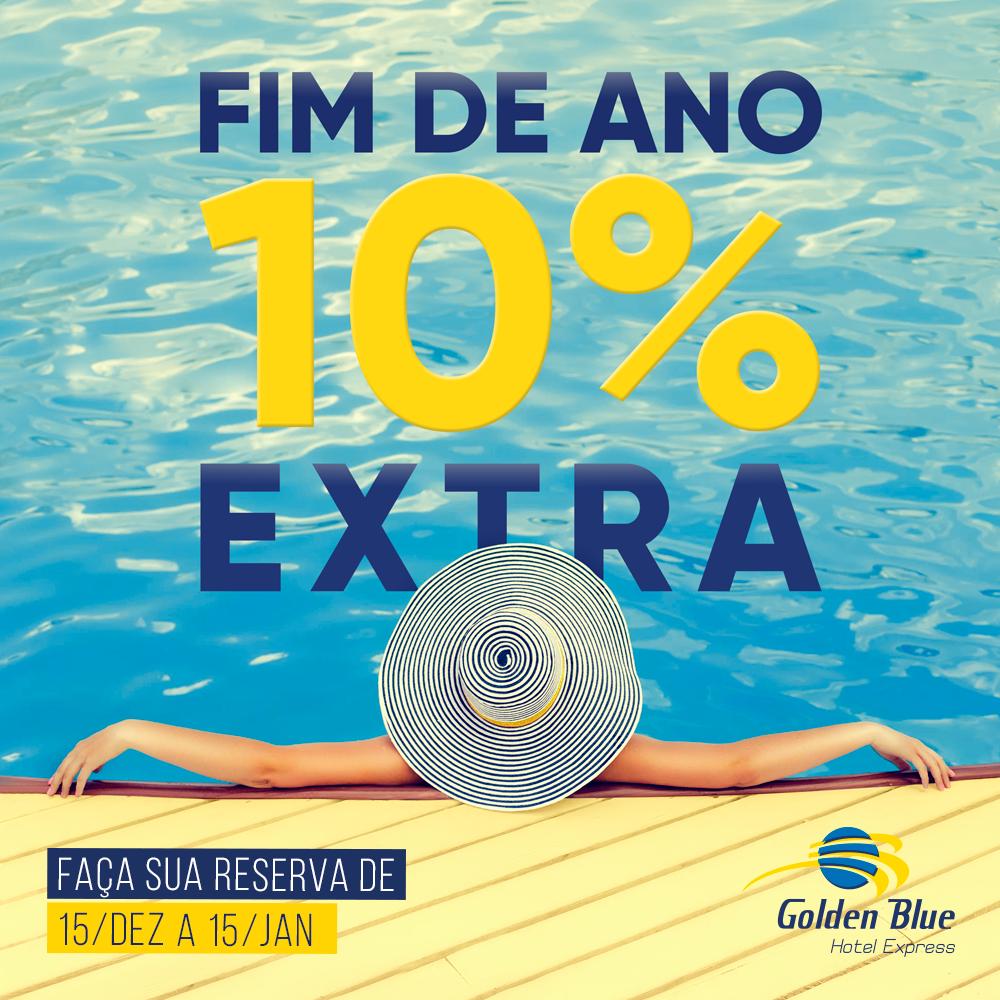 FIM DE ANO 10% EXTRA